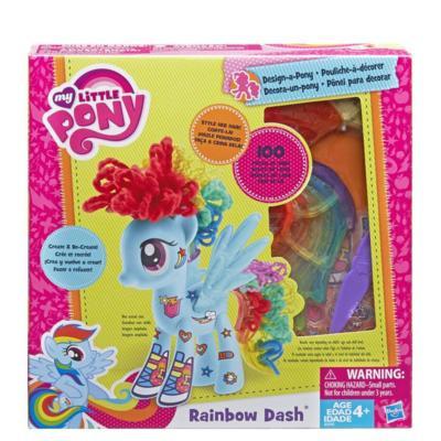 """My little pony Игровой набор HASBRO MLP игровой набор """"Создай свою пони"""" (в ассорт.)"""