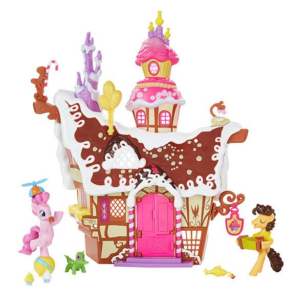 My little pony Коллекционный игровой набор Пони Сахарный дворец