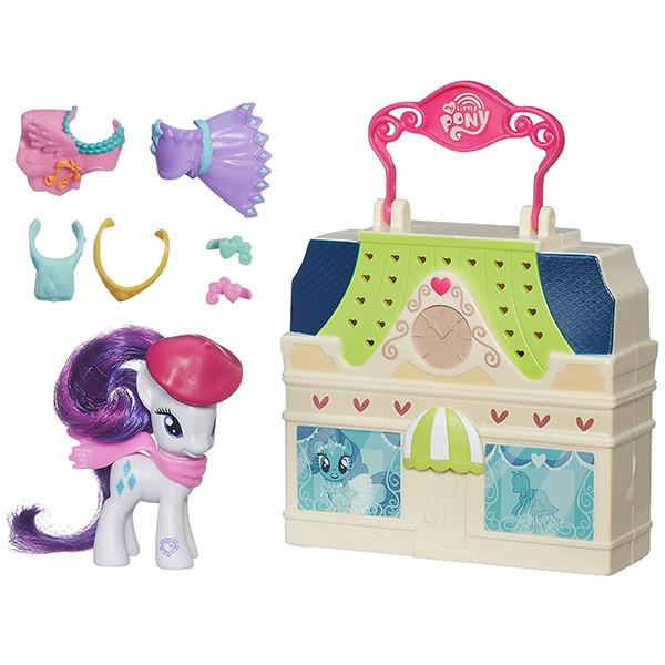 My little pony Игровой мини-набор Пони Мейнхэттен