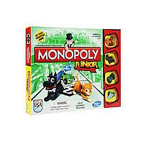 """Настольная игра Game """"Моя первая Монополия"""""""
