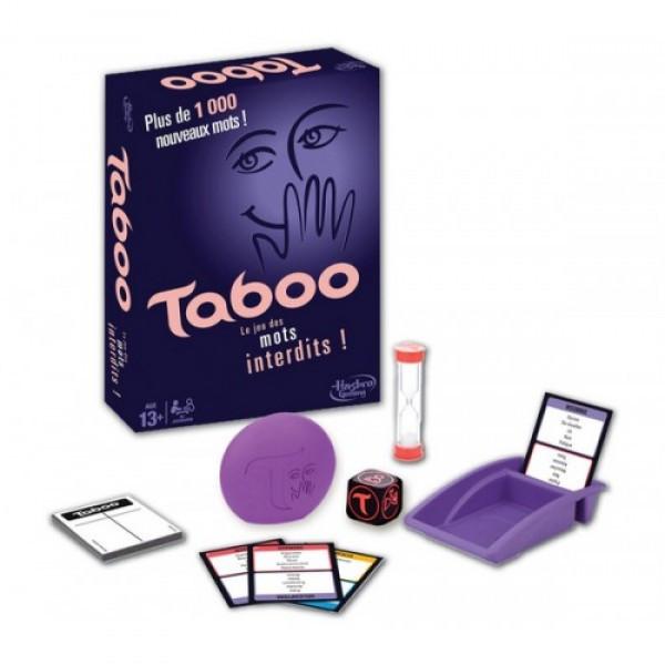 """Настольная игра Hasbro Game """"Табу"""""""