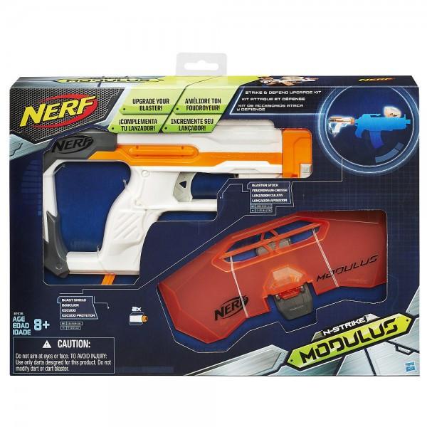 Nerf Модулус сет 3 искусный защитник