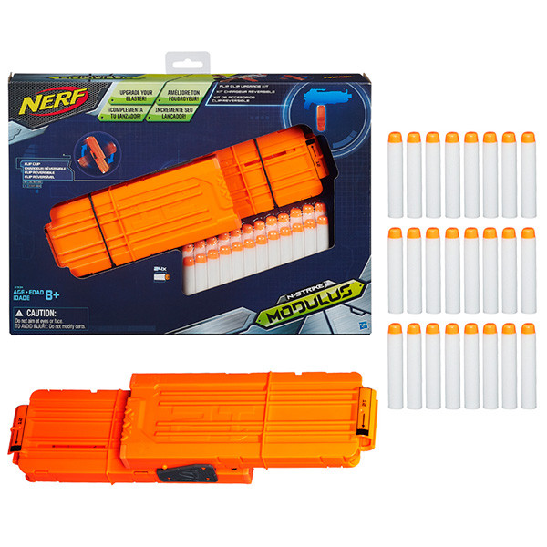 Nerf (Нерф) Модулус сет 1 запасливый боец