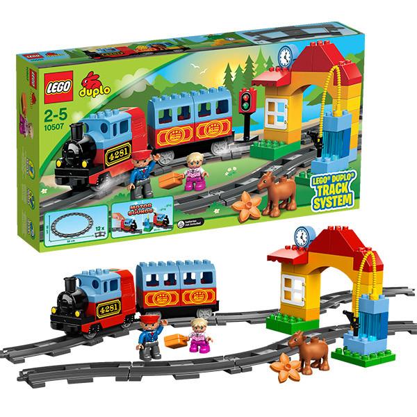 LEGO, Мой первый поезд