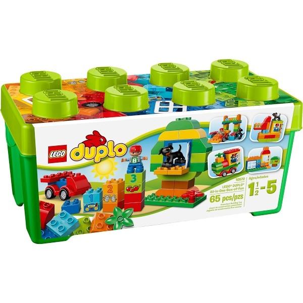 LEGO, 10572 Дупло Механик