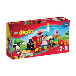 LEGO 10597 Дупло День рождения с Микки и Минни