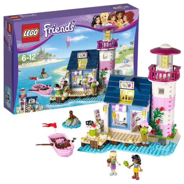 LEGO FRIENDS 41094  Подружки Маяк