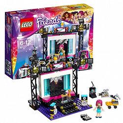 LEGO Подружки 41117 Поп-звезда: телестудия