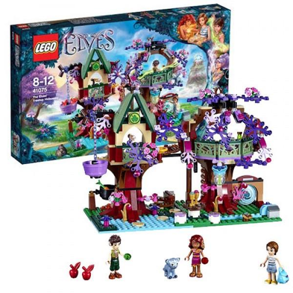 LEGO Эльфы 41075 Дерево эльфов