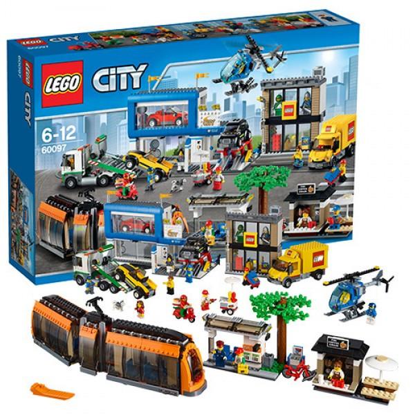 LEGO Город 60097 Городская площадь