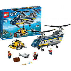 LEGO Город 60093 Вертолет исследователей моря