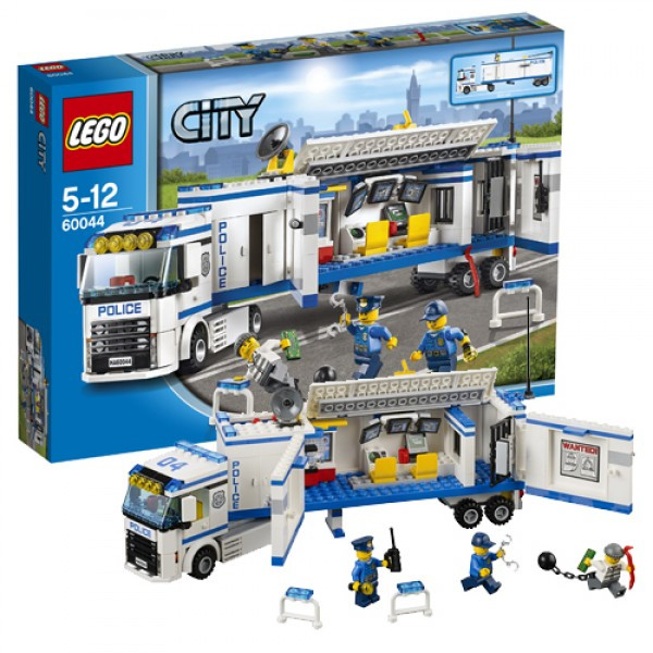 LEGO Город Выездной отряд полиции