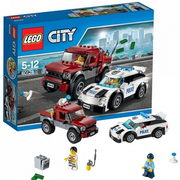 LEGO  Город Полицейская погоня