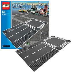 LEGO Город Перекресток