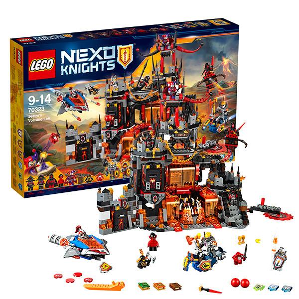 LEGO Нексо 70323 Логово Джестро