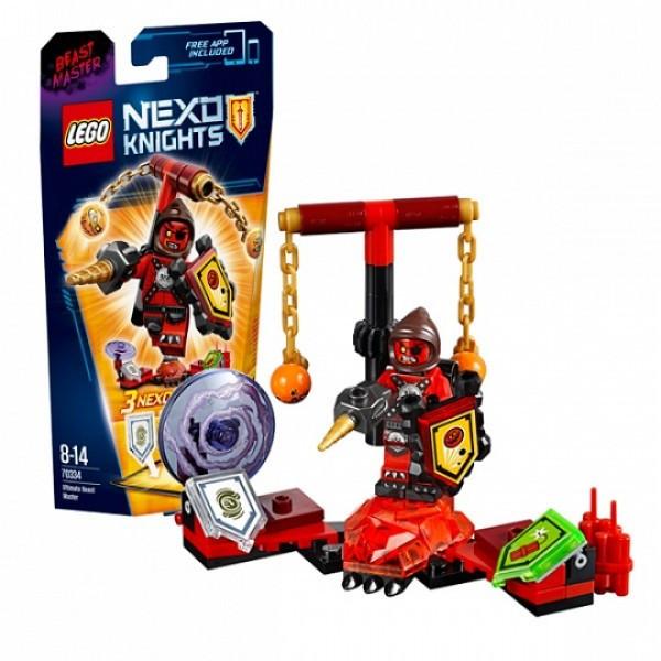 LEGO Нексо 70334 Предводитель монстров – Абсолютная сила