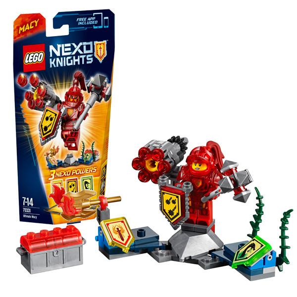 LEGO Нексо 70331 Мэйси – Абсолютная сила