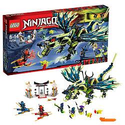 LEGO  Ниндзяго 70736 Атака Дракона Морро