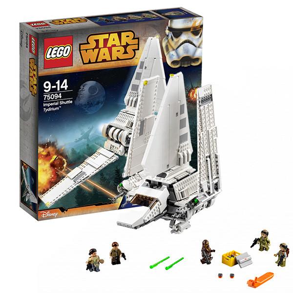 LEGO Звездные войны 75094 Имперский шаттл Тайдириум