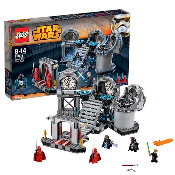 LEGO Звездные войны 75093 Звезда Смерти