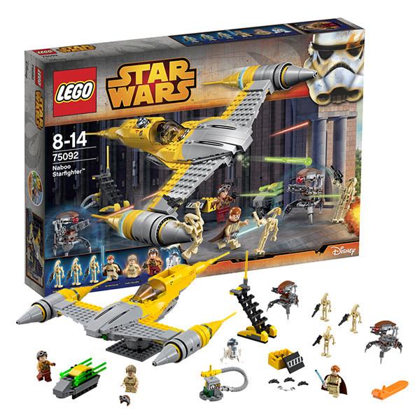 LEGO Звездные войны 75092 Истребитель Набу™