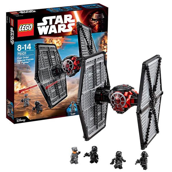LEGO Звездные войны 75101 Истребитель особых войск Первого Ордена