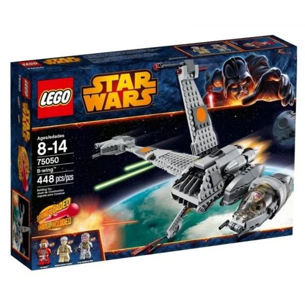 LEGO Звездные войны 75050 Истребитель B-Wing