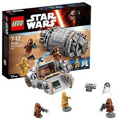 Lego Звездные Войны 75136 Спасательная капсула дроидов