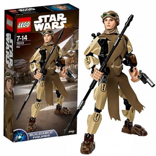 LEGO Звездные войны 75113 Рей™