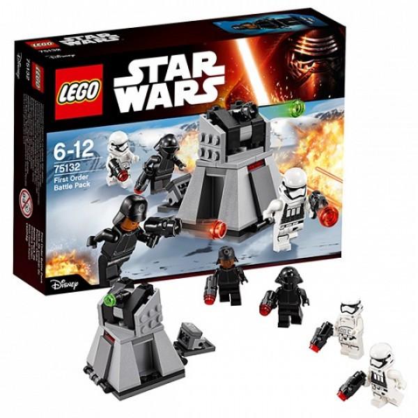 LEGO Звездные войны 75132 Боевой набор Первого Ордена™
