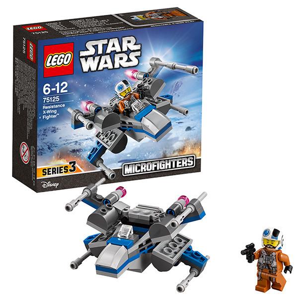LEGO Звездные войны 75125 Истребитель Повстанцев™