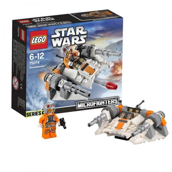 LEGO Звездные войны 75074 Снеговой спидер™