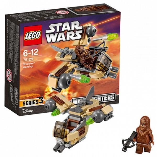 LEGO Звездные войны 75129 Боевой корабль Вуки™