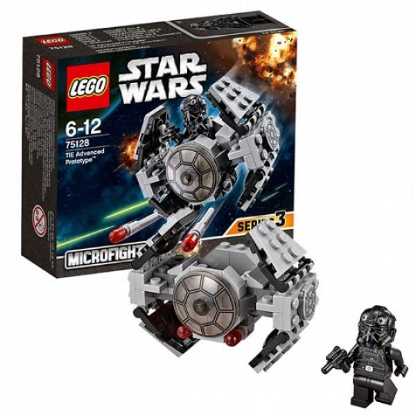 LEGO Звездные войны 75128 Усовершенствованный прототип