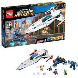 LEGO Супер Герои 76028 Вторжение Дарксайда™