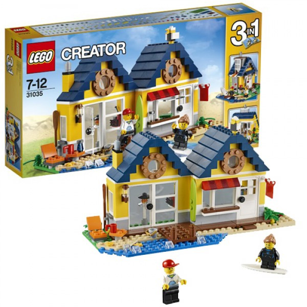 LEGO Криэйтор 31035 Домик на пляже