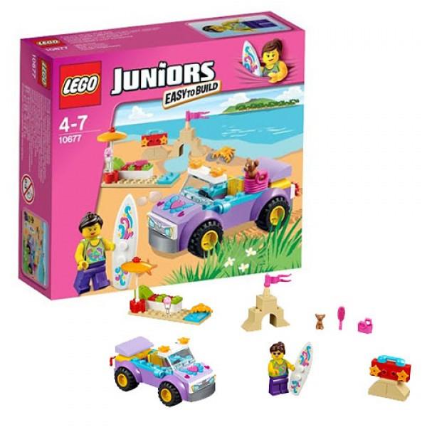 LEGO Джуниорс Поездка на пляж