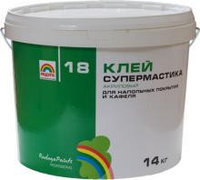Клей  1,5 кг Супермастика-18