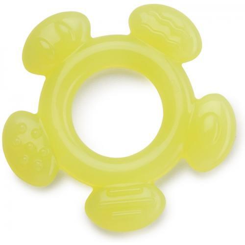 Прорезыватель Happy Baby силиконовый в футляре Silicon teether в ассортименте