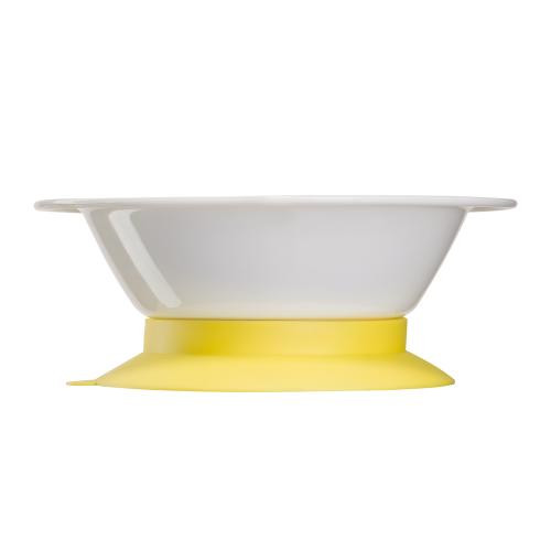 Тарелка Happy Baby глубокая на присоске Feeding bowl в ассортименте