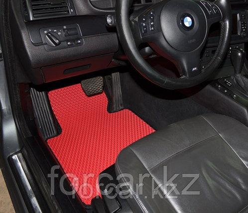 Коврики модельные EVA красные, фото 2