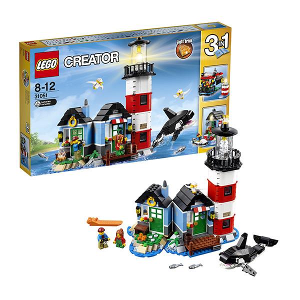 Lego Creator 31051 Маяк