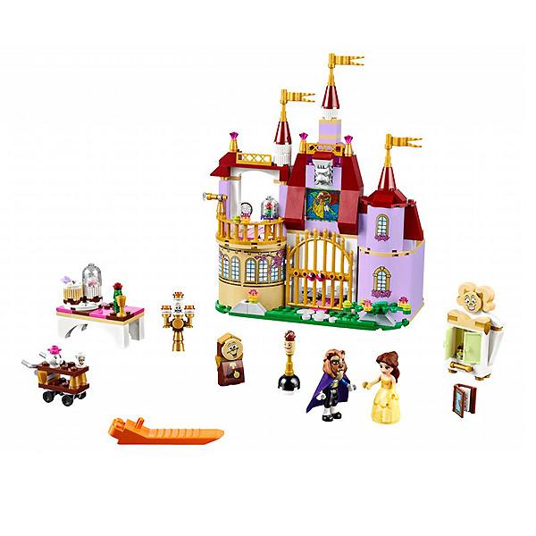 Лего Принцессы Дисней 41067 Заколдованный замок Белль