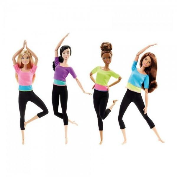 Barbie базовые куклы Безграничные движения