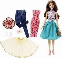 """Кукла Барби """"Модный калейдоскоп"""", в ассортименте. Barbie"""
