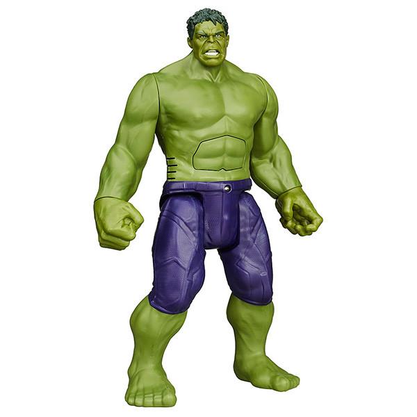 Интерактивная фигурка Титаны: Халк Avengers