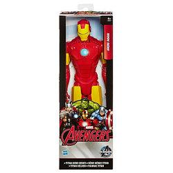 Титаны: Железный Человек