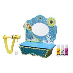 """DOHVINCI Игровой набор для творчества """"Стильный туалетный столик Холодное Сердце"""""""