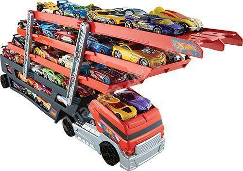 Hot Wheels Автовоз для 50 машинок