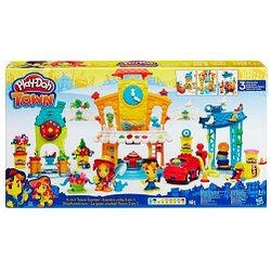 """Play-Doh Город Игровой набор """"Главная улица"""""""